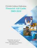 Chronicle Financial Aid Guide 2009 2010