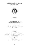 Bioastronomy  99