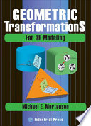 Geometric Transformations for 3D Modeling