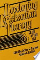 Developing Ericksonian Therapy