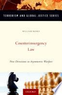Counterinsurgency Law