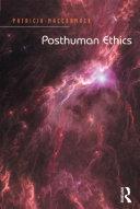 Pdf Posthuman Ethics Telecharger