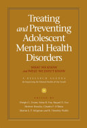 Cover of Treating and Preventing Adolescent Mental Health Disorders
