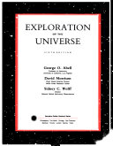 Exploration of the Universe Book