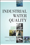 Industrial Water Quality Book PDF
