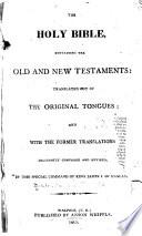 The Holy Bible Pdf/ePub eBook