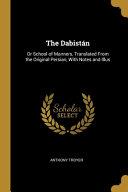 The Dabist  n
