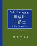 The Sociology of Health and Illness Book