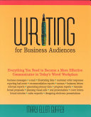 Writing for Business Audiences