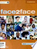 Face2face. Student's Book with CD-ROM/Audio CD. Starter Level