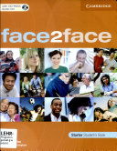 Face2face  Student s Book with CD ROM Audio CD  Starter Level