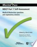 MRCP Part 1 Self Assessment