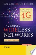 Advanced Wireless Networks