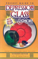 Pocket Guide to Depression Glass   More