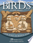 Birds of North America for the Scroll Saw