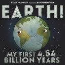 Earth! My First 4.54 Billion Years Pdf/ePub eBook