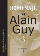 Homenaje a Alain Guy