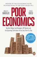 Poor Economics banner backdrop