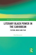 Literary Black Power in the Caribbean