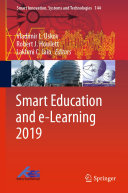 Smart Education and e Learning 2019