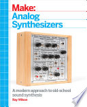 Make  Analog Synthesizers Book