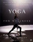 Yoga for Wellness
