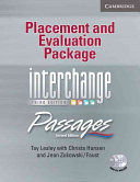 Interchange Third Edition Passages Second Edition All Levels Placement and Evaluation Package with Audio CDs  2