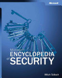 Microsoft Encyclopedia Of Security Book PDF