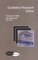 Qualitative Research Online