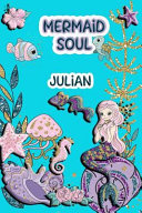 Mermaid Soul Julian  Wide Ruled Composition Book Diary Lined Journal
