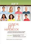 The Clinical EFT Handbook