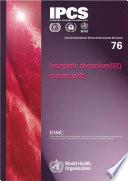 Inorganic Chromium Iii Compounds