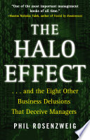 Free Download The Halo Effect Book
