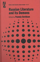 Pdf Russian Literature and Its Demons
