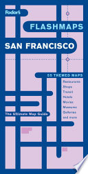 Fodor's Flashmaps San Francisco