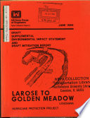 Larose to Golden Meadow Hurricane Protection