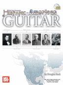 Hispanic-American Guitar Pdf/ePub eBook