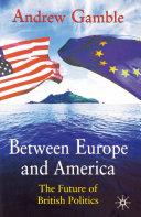 Pdf Between Europe and America