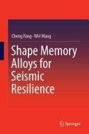 Pdf Shape Memory Alloys for Seismic Resilience Telecharger