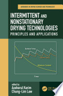 Intermittent And Nonstationary Drying Technologies