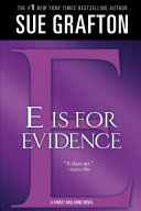 E  is for Evidence Book