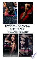 BWWM Romance Boxed Sets: The Billionaire Boss's Obsession\That Night with the Alpha Billionaire\The Billionaire's Wife\The Billionaire's Seduction (4 Complete Series) Pdf/ePub eBook