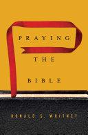 Praying the Bible [Pdf/ePub] eBook