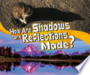 How Are Shadows and Reflections Made  Book