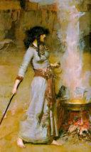 A Campfire Girl s First Council Fire
