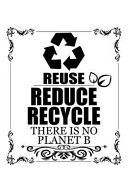 Reuse Reduce Recycle There Is No Planet B