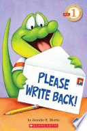 Please Write Back  Book PDF