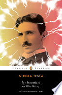 Pdf My Inventions The Autobiography Of Nikola Tesla Free