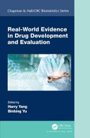Real World Evidence In Drug Development And Evaluation Book PDF