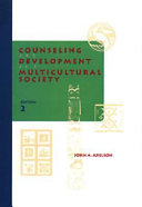 Counseling and Development in a Multicultural Society